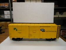 Aristocraft G-Scale Steel Box Car Clay Park Labs 46000