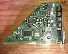 HP 5056-262D ISA Slot Internal Audio Sound Card
