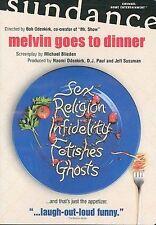 Melvin Goes to Dinner (DVD, 2003)