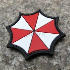 Resident Evil Umbrella Corporation Logo 3D PVC  Patch PB071Medium