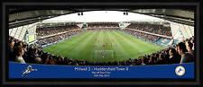 Millwall fc encadrée stade plein imprimé panoramique de bureau
