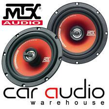 "MTX TR654 TERMINATOR 6.5 "" 17cm 2 Vie 240 WATT auto & VAN Coassiale Altoparlanti Audio"