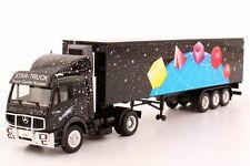 1:87 Mercedes-Benz SK 88 Koffer-Sattelzug Star-Truck Truck-Center Kassel