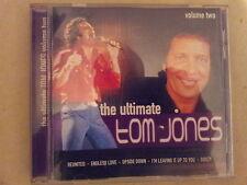 TOM JONES - THE ULTIMATE TOM JONES VOLUME TWO (14 TRACKS). CD
