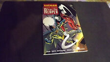 Batman Year Two Fear the Reaper TPB Near Perfcet Shape! First Printing