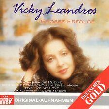 ☆ CD Vicky LEANDROS Grosse Ergolge ☆