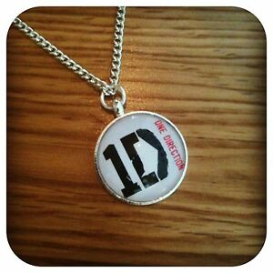 One**direction ** BOY ** 1D band round (d) necklace
