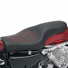 Saddlemen Red Stitch Tatoo Profiler Seat for 06-14 Harley Dyna 806-04-0514