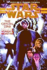 Star Wars - The Crystal Star - HC w/DJ 1st PRINT 1994