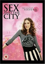 Sex And The City: The Complete Season 6 [DVD][Region 2]