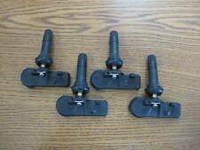 Set of Four 4 Ford Mercury Genuine OEM TPMS Tire Pressure Sensors DE8T-1A180-AA