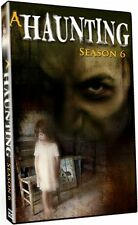 A HAUNTING SEASON 6 DVD R4 PARANORMAL GHOST INVESTIGATIONS Sixth Complete Series