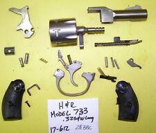 HARRINGTON & RICHARDSON 733 IN 32 SW S.S. GUN PARTS LOT ALL 4 ONE PRICE 7-612