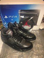 PlayStation / Jordans PS4 X JRDN4 / Freakersneaks / 2 Pair Worldwide