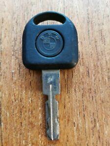 Genuine OEM BMW E23 E24 E30 Torch Key, Rare, Vintage, Slide Out Type