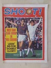 Shoot Football Magazines
