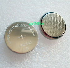 2 x New 3.6V Rechargeable LIR2450 Battery Coin Cell Button Li-ion Replace CR2450