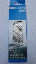 BRAND NEW SHIMANO Ultegra XTR 10 SPEED CHAIN ( MODEL CN-6701) 116 LINKS 1 PIN