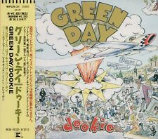 GREEN DAY Dookie FIRST PRESS JAPAN CD OBI WPCR-31 Blink-182