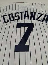 Vintage Yankees Jersey #7 Costanza Seinfeld Majestic Large Makestic Rare NWT