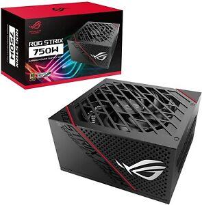 ASUS ROG STRIX 750G 750W ATX PSU Vollmodular Netzteil 80 Plus Gold 0dB schwarz