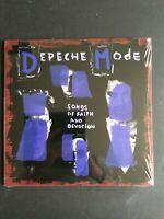 Depeche Mode Songs Of Faith And Devotion NEW Sealed Vinyl LP Inc Condemnation