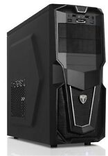 AvP Storm-P28 Black Midi Tower Gaming Case - USB 3.0