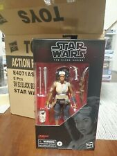 "Star Wars black series Jannah action figure 6"" #98 CASE FRESH"
