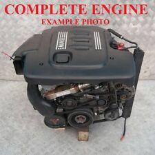 BMW 1 3 Serie e87 e90 e91 M47N2 120d 320d 163HP Nude Motore 204D4 120k Garanzia