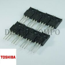 2SA1837 - 2SC4793 Transistor PNP NPN 230V 1A TO-220ISO Toshiba (lot de 8)