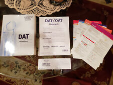 KAPLAN DAT / OAT REVIEW NOTES w/ FLASHCARDS & QUICKSHEETS ~ LIKE NEW
