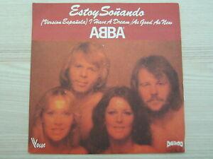 Single /  ABBA ?– Estoy Soñando / 1979 / I HAVE A DREAM / RARITÄT /
