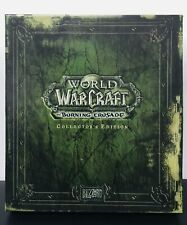 WoW World of Warcraft: The Burning Crusade Édition Collector COMPLET FR RARE