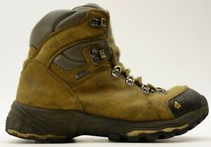 Vasque St Elias GTX Womens Leather Athletic Hiking Outdoor Boots US 7.5 EU 38