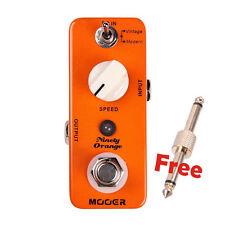 New Mooer Ninety Orange Analog Phaser Micro Guitar Effects Pedal!