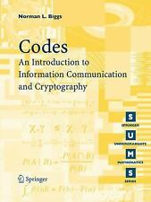 Codes: An Introduction to Information Communication and Cryptography (Springer