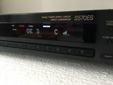 Sony ST-S570ES RDS Stereo Tuner