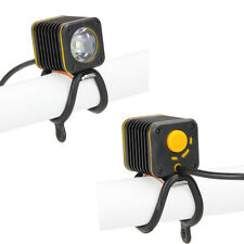 Mini USB Square CREE XM-L T6 4 Modes LED Front Bike Bicycle Light Headlight Lamp