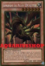 Yu-Gi-Oh Drago di Alta Qualita PGLD-IT065 Gold Ultra in ITA Prime Material Drago