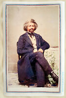 1863 Frederick Douglass Portrait 36 x 24 Hi-Q Lg-Format Art Poster ~Abolitionist