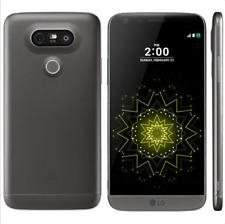 """Débloqué Téléphone 5.3"""" LG G5 H820 32GB 3G/4G LTE GSM 16GB Quad-core GPS - Noir"""