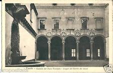 tr 065 Anni 30 TRENTO Cortile dei Leoni - Castello -non viagg. FP Ed. Ambrosi Tn