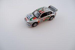 SKID, Hyundai Accent WRC No. 15, silber, 1:43, ohne OVP