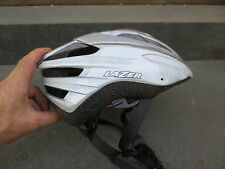 LAZER VANDAL BICYCLE HELMET.LIMITED USE.UNISEX.SUPERLIGHT.SIZE:M/L.COST:$110