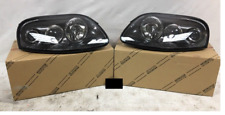 OEM 1993-1998 Toyota Supra MKIV Front LEFT & RIGHT Headlight Head Lamp Pair