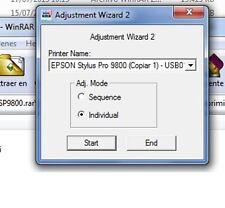 Adjustment Program Epson Stylus Pro 9800