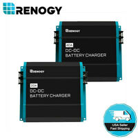 Open Box Renogy 200A Dual Battery Isolator Switch for RV Trailor Car Motorhome
