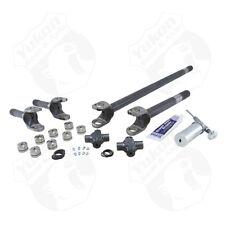 Axle Shaft Assembly-Chrome-Moly Axle Kit Front Yukon Gear YA W24136
