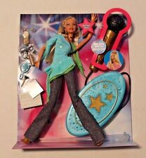 American Idol Barbie Pack, Doll and Accessories, No Box but New