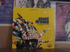 STEEL DRUMS, NATIVE STEEL DRUM BAND - LP TR 2064